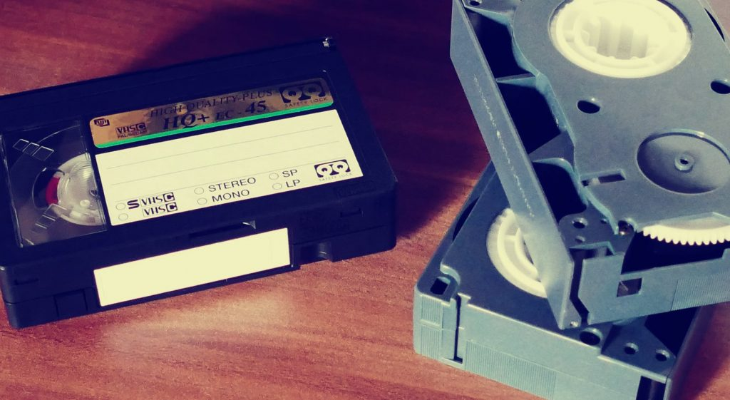 VHS to DVD